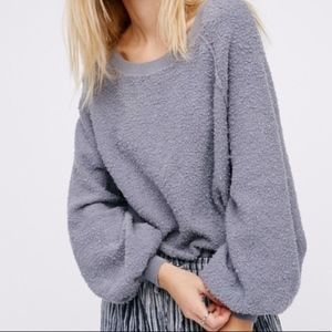 Free People Found My Friend Pull Over Sweater